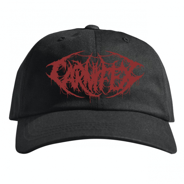 Red Logo dad hat