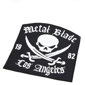 Pirate Logo Backpatch Standard