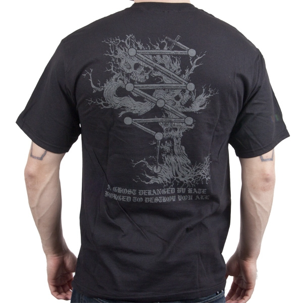 Lightning Swords Of Death Quot Wound Quot T Shirt Indiemerchstore
