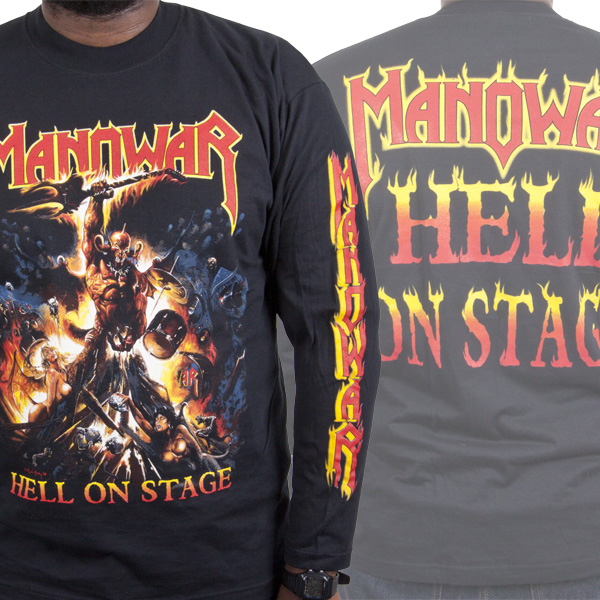 Hell On Stage