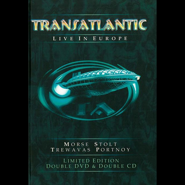 Live in Europe Box Set (2xCD/2xDVD)