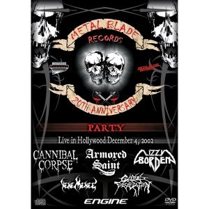 Metal Blade 20th Anniversary