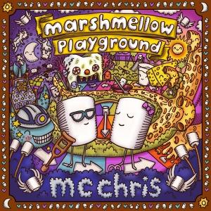 marshmellow playground poster