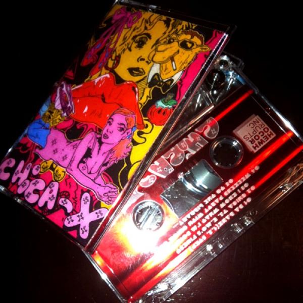 S/T Cassette / Dropcard