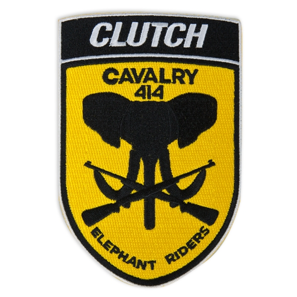 Cavalry Patch