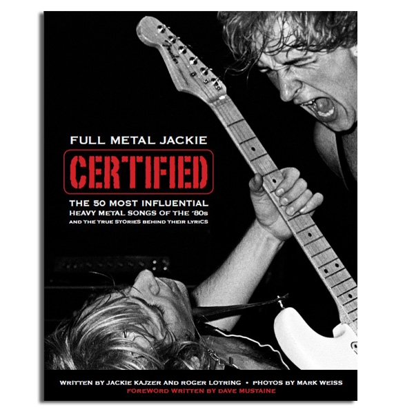 Full Metal Jackie Certified - Autographed