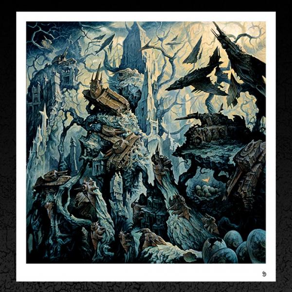 Requiem. Album Cover