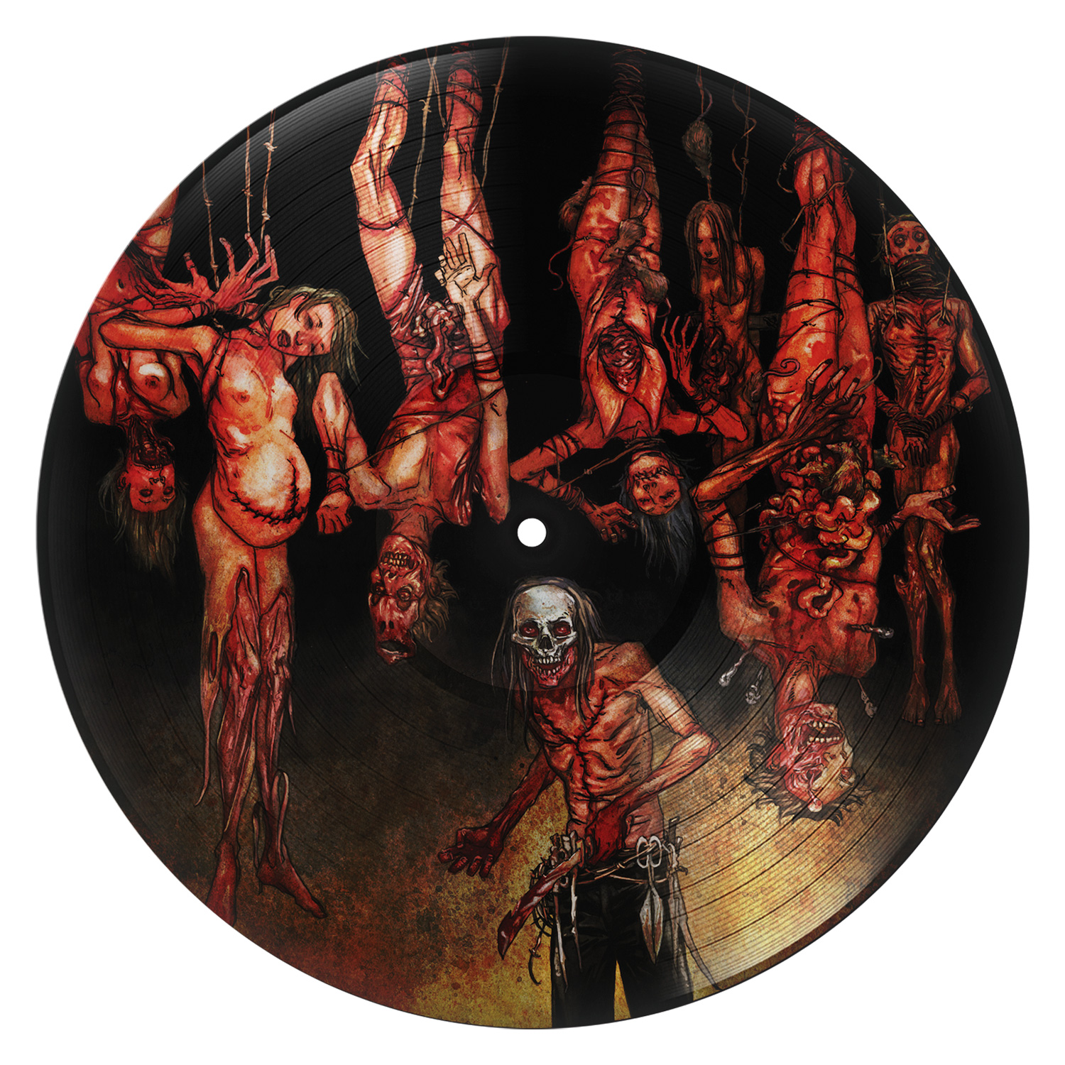 Torture (Picture Disc) - 1st Pressing