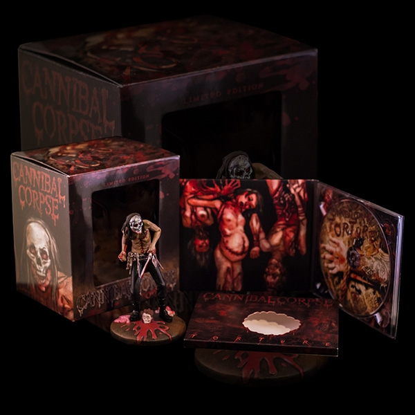 Torture (Limited Edition Box Set)