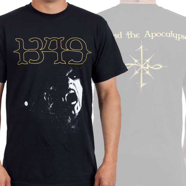 1349 Quot Beyond The Apocalypse Quot T Shirt Indiemerchstore