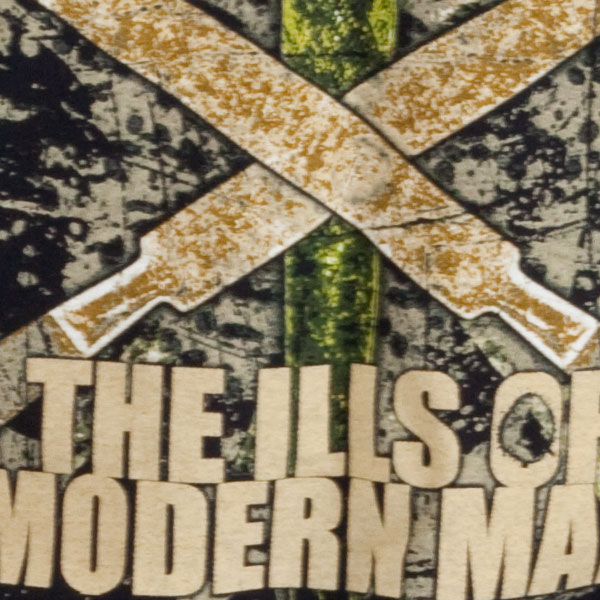 The Ills of Modern Man