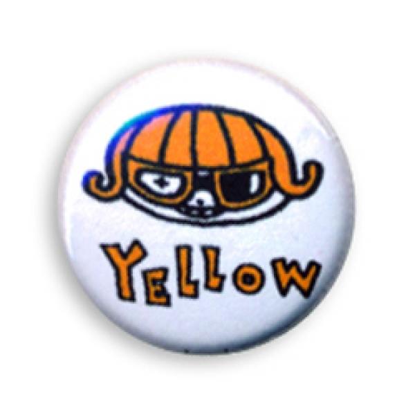 P-Yellow Face Button