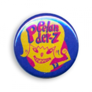 Happee Mania Button