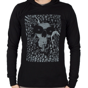 Creeper long sleeve hood