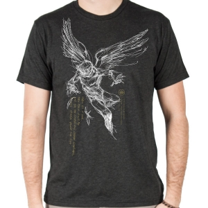 Falling Feather Mens Tee