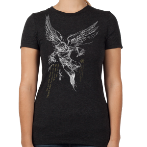 Falling Feather Girls Tee