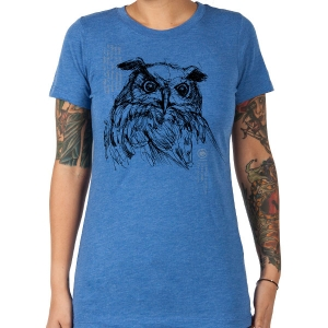 Owl Girls Tee