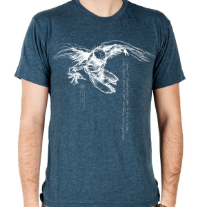 Flying Angel Mens Tee