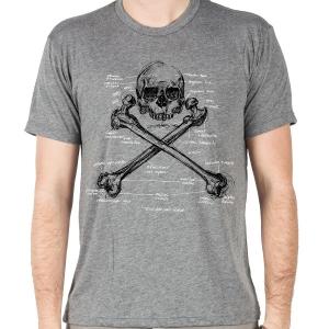 Skull & Femur Mens Tee