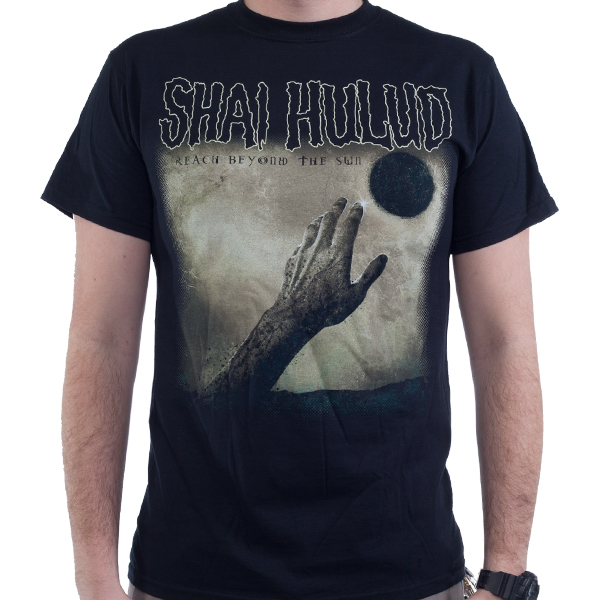 Shai Hulud Quot Reach Beyond The Sun Quot T Shirt Metal Blade