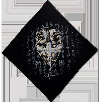 CHTHONIC CJ bandana headwrap