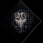 CHTHONIC CJ bandana headwrap
