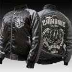 CHTHONIC Classic Emblem-Baseball Jacket