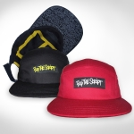 Latin Logo  6 panel Camp hat