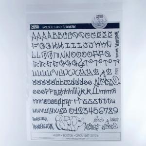 ALERT Letraset
