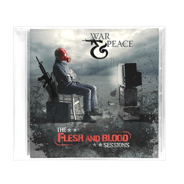The Flesh And Blood Sessions (signed CD)