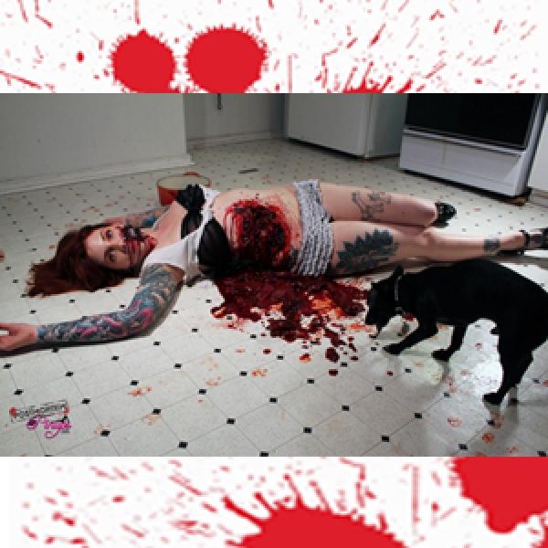 Amanda Cupcake (11 x 17)
