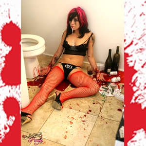 Joanna Angel (11 x 17)
