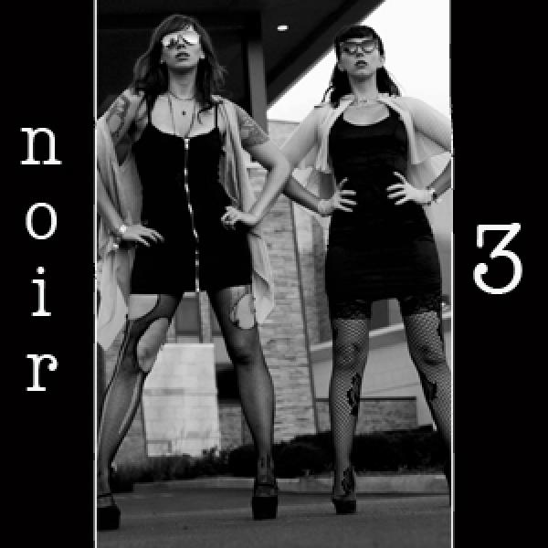 Heather and Bunny: Noir
