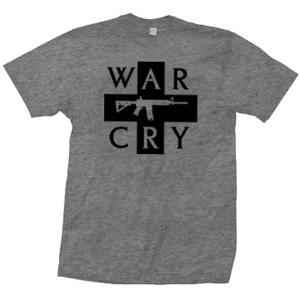 00d63f9af71 Alley Boy War Cry (T-Shirts)