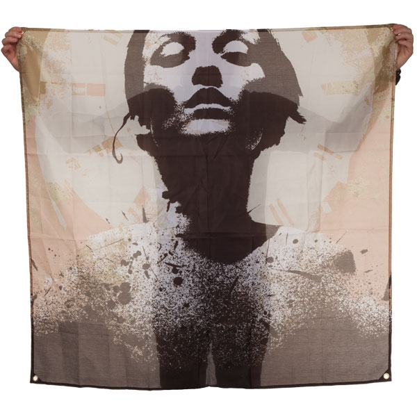 Jane Doe Art Flag