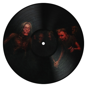 Evisceration Plague (Picture Disc)