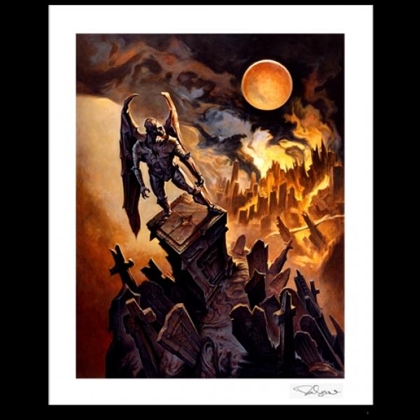 Limited Edition. Trivium Crusade Tour