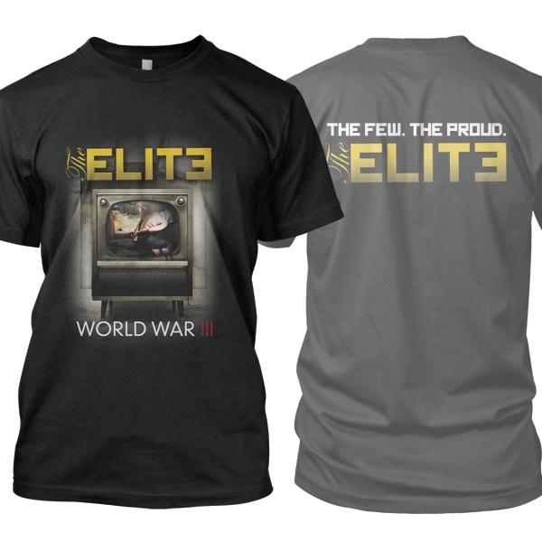 WWIII t-shirt