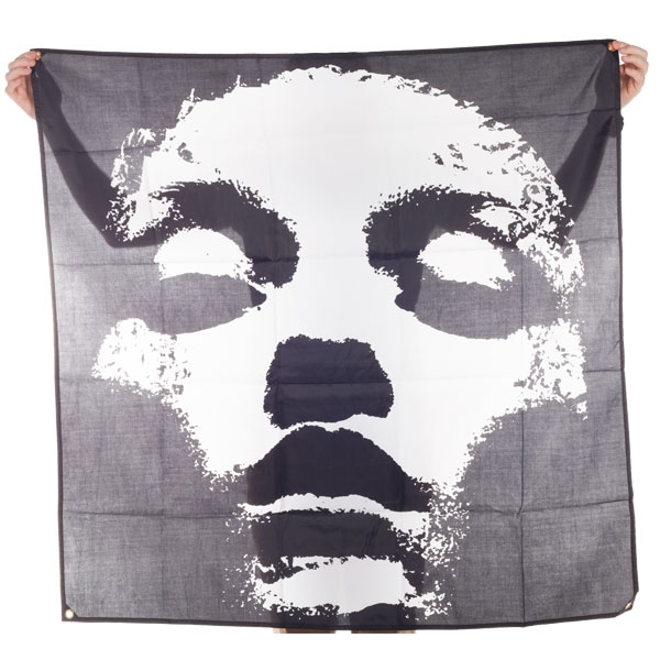 Jane Doe Face Art Flag