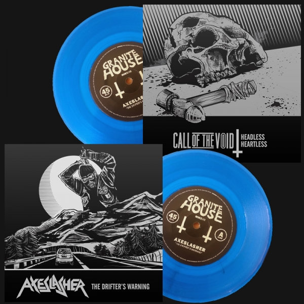 Axeslasher / Call of the Void Split (Blue)