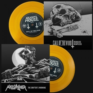 Axeslasher / Call of the Void Split (Orange)
