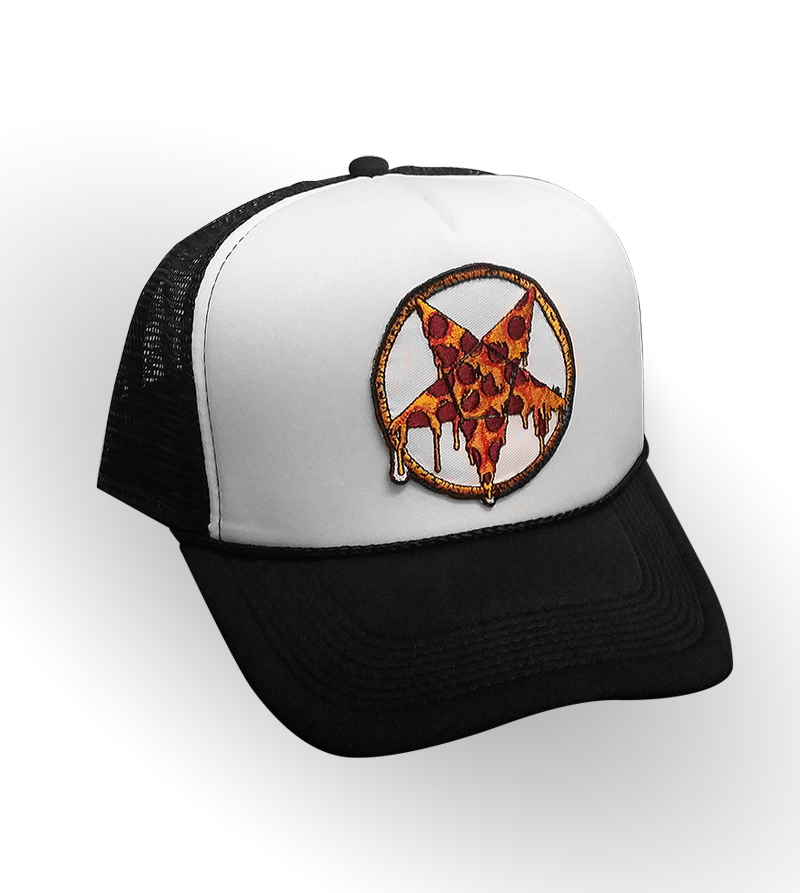 Pizzagram Trucker Hat