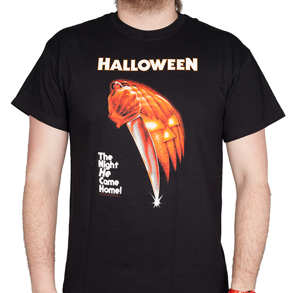 Halloween 1978 Movie Poster.Halloween 1978 Original Poster Art T Shirt Horror Business