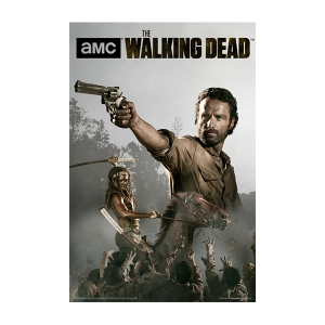 Season Four Rick and Michonne