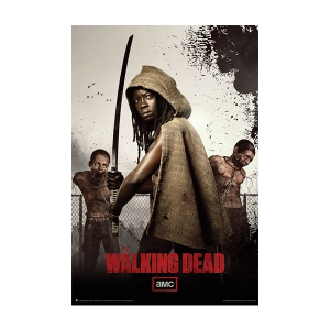 Season Three Michonne Teaser