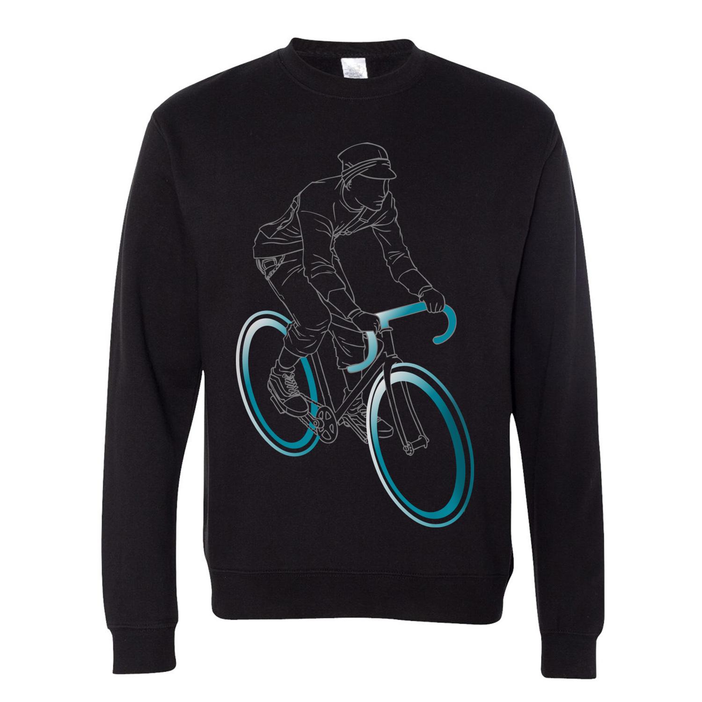 327862b37b5c Clockwork Gears Tron Rider Crewneck Sweatshirts  25.00  25.00