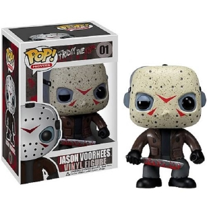 Jason Voorhees Pop! Vinyl Figure