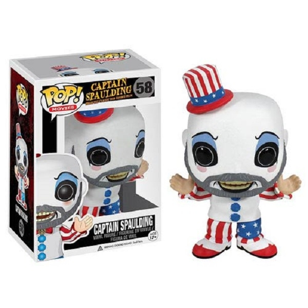 Captain Spaulding Pop! Vinyl Figure