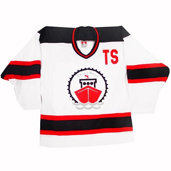 Trill Ship Hockey Jersey