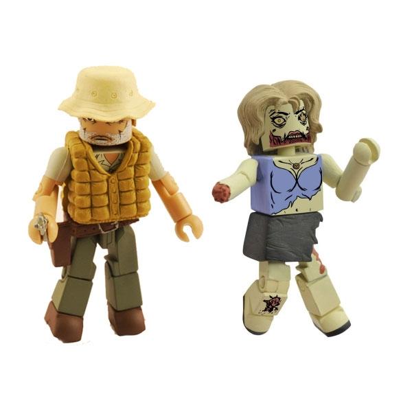 Dale / Female Zombie